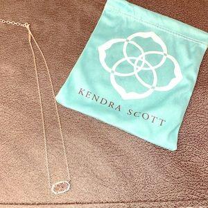 Kendra Scott Elisa Drusy Necklace